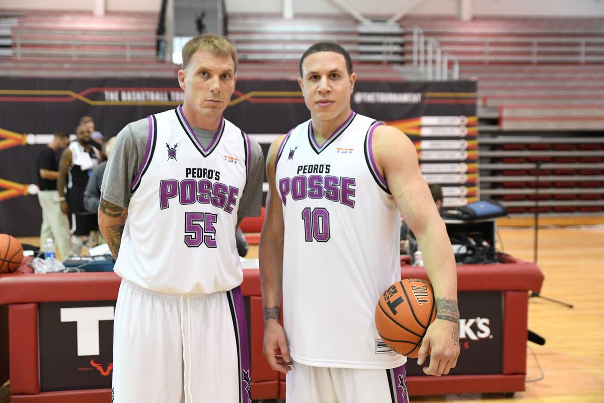 Jason williams (aka #whitechocolate) & mike bibby take the court ...