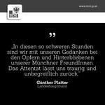 #schießerei in #münchen: Keine Hinweise auf österr. oder Tiroler Opfer u Verletzte. #gemeinsamfuerMuenchen #inTirol https://t.co/5nfAnYn5ed