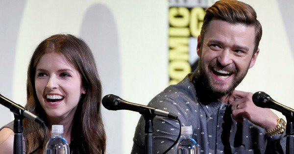 Not even Anna Kendrick initially knew that Justin Timberlake was cast in Trolls.