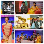 RT @MelanieWF: Don't miss to watch @sundeepkishan  & #SwathiReddy today at 9pm in #MemuSaitham by @LakshmiManchu  on Gemini TV!!! https://t…