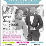 """Mbire gives daughter storybook wedding: SH3.5B"" - INTIMATE inside @SaturdayVision  #Epaper: https://t.co/diGxKJlGDb https://t.co/3q47BqFcSe"