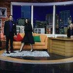 Seru-seruan taping @TonightShow_NET kemarin, thanks for having me! https://t.co/cegFg0tFS1