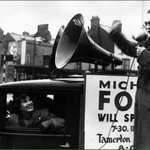 OTD 1913 Michael Foot,politician,journalist,author & honorary Plymouth Argyle player, born Lipson Terrace #Plymouth https://t.co/Rucu9ivTzt