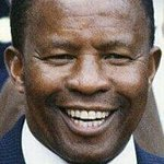 Born 23 July 1925. Sir Ketumile Masire, Botswanas second President turns 91 today. Hbd Mokwena. God bless https://t.co/6xieph9Blp