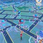 Primer dia de Pokemon GO en Tokyo https://t.co/S0dP7i7Ode