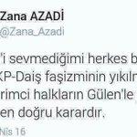 PKK yayın organı yöneticisinin yazdığı ifade, PKK terör örgütü ile FETÖ terör örgütü arasındaki ilişkiyi açıklıyor!! https://t.co/Pysgtgayy7