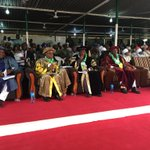 Malam Nasir @elrufai is at Kaduna Polytechnic for the 32nd Combined Convocation & Diamond Jubilee of the institution https://t.co/YSglGqyJfZ