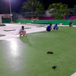 SH. Milandhoo Fusal Ground finishing works in Progress @MinYouthSports @IruthishamAdam https://t.co/oSiOFG6Fg1