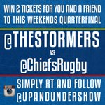 WIN 2 tickets for you and a friend to watch @THESTORMERS Simply RT and follow us! #iamasto… https://t.co/6UJ5jRmPHF https://t.co/6Odr4Qfrcg