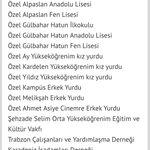 Trabzonda OHAL kararnamesi sonrasında kapatılan yerler https://t.co/AzHjS9DTip