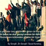 Milletçe meydanlardayız! Cumhurbaşkanı Erdoğanın sesinden Sezai Karakoç şiiri Ey sevgili https://t.co/YwTpNRxdcS https://t.co/muoHEc3Cuc