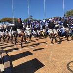 The crowd being entertained at Freedom Park in Tshwane. #MsimangaForMayor https://t.co/x57Mm10xX6