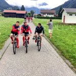 Mit den Fahrrädern 🚲 geht es zur ersten Trainingseinheit 💪🏼 #scfinschruns #trainingslager https://t.co/Fl2E7N7njX