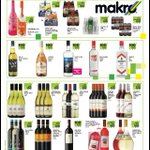 Theres a R100 promo deal going on at Makro . . Got 3 bottles of wine for R100   RT to save a life https://t.co/YNfwVWFHhc