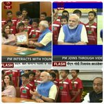 #Lets Play: @PMOIndia @narendramodi @NitaMAmbani  Reliance Foundation Youth Sports rolled out matches in 8 cities! https://t.co/ft5NtcaIKM