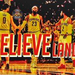 RT if you never stopped believing 🏆🏀🏆 #CavsNation #Believeland https://t.co/cJOuo46QBp