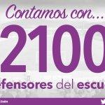 AFICIÓN | ¡Ya somos 2.100 abonados al Real Jaén! #CuentaConmigoRealJaén #HalaJaen https://t.co/vdVS08IqnU