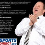 Some of the revelations from that Sports Direct report are horrific. https://t.co/Phz60Z31VQ