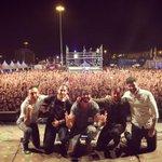 Anoche en el @nosinmusicafest vivimos una noche maravillosa. ¡¡¡Gracias Cádiz!!! #cadiz #nosinmusica #puerto https://t.co/OTtPSuxJQZ