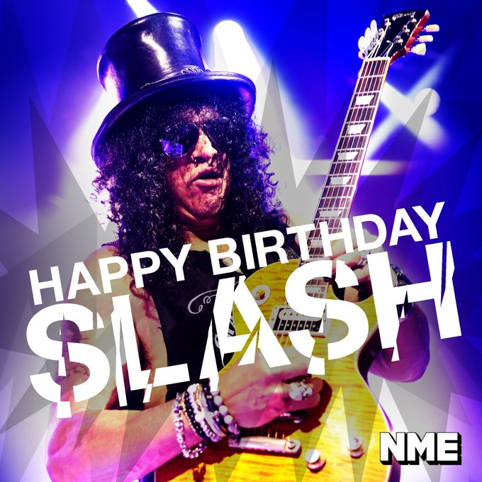 Happy birthday The guitarist turns 51 today