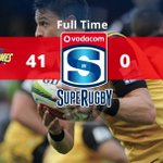 Superb skills see @Hurricanesrugby avenge the previous encounter in spectacular fashion. #HURvSHA #AllOutRugby https://t.co/bTP9isa1tt