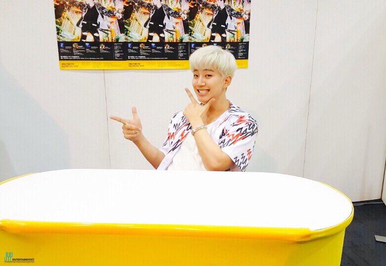 JUNHO (From 2PM) 4th Mini Album『DSMN』リリース記念イベント@大阪…