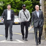 The first images of #Celtic target Kolo Toure emerge this morning from Ross Hall. Will he sign today? https://t.co/smPlh2ctKg