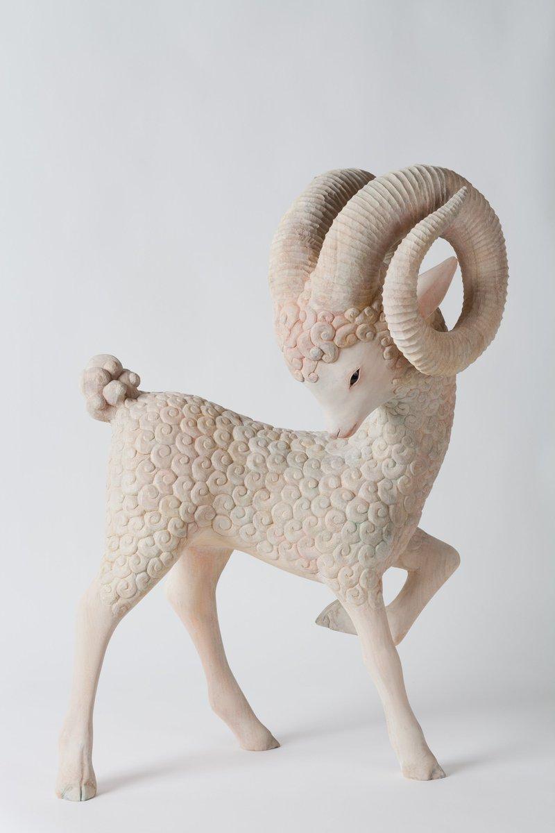 「木々との対話―-再生をめぐる5つの風景」展が東京都美術館で開催 - 草花や幻獣の木彫による幻想世界…