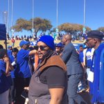 @Mabine_Seabe dancing for Blue! #MsimangaForMayor Bringing the @Our_DA difference to Tshwane. Moving the Capital >>> https://t.co/CpEPIjhIeh
