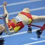 Ruth Beitia medalla de oro en Londres. 3a consecutiva de la cántabra en la Liga de Diamante. En dos semanas, JJOO https://t.co/afWnOeDGU6