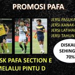 MATCH DAY SPECIAL DISCOUNT.. Come to our Kiosk at Perak Stadium today.. #PRKvTER #FMLLP #MatchDay15 https://t.co/sfGxSQBcBh