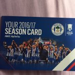 Its here!!! #wafc @LaticsOfficial https://t.co/pUVDLAi9Ov