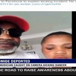 DEPORTED: Koffi Olomide had tried explaining his side of the story on social media earlier. #NTVNews https://t.co/gtuC45ShcF