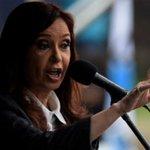 Former Argentina leader slams corruption probes as political plot