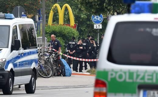 JUST IN: 'No indications' Munich shooter was linked to ISIS, police chief says