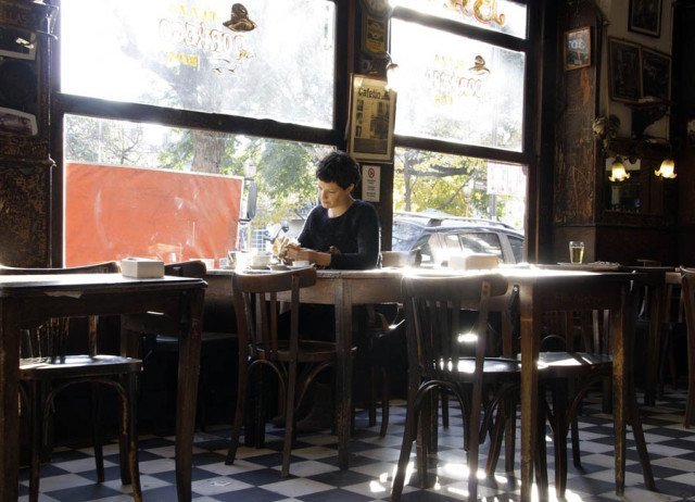 Have a seat at the classic cafés of BuenosAires!