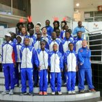 Namibia Olympic team announcement at Maerua Mall. https://t.co/NEeJUV6ZuW