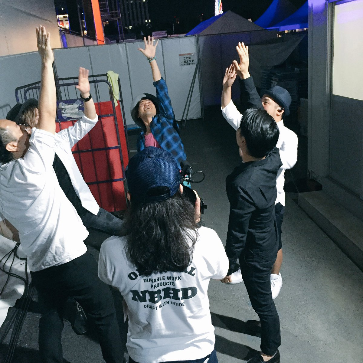 フジテレビ「FNS27時間テレビフェスティバル!」行ってきます! fujitv.co.jp/27h/…