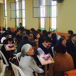 Jóvenes #Caleb8UPN realizan el repaso de la lección en la IglesiaElinti 🙏 https://t.co/QUMm4azGDb
