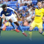 PHOTO | @ShaqCoulthirst strikes to score his second goal of the game against @LUFC #pufc https://t.co/Lm8LljDJjN
