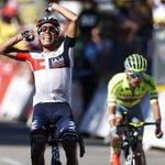 Jarlinson Pantano es el segundo en la etapa 20 del Tour y Quintana asegura su tercer podio https://t.co/fqQCtsI9w3 https://t.co/u5kxKWKIFJ