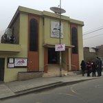 Iglesia La Era Central comprometido con #Caleb8UPN #YoVoy https://t.co/6fcCQcn1eJ
