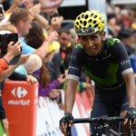 Gracias Nairo Quintana y Jarlinson pantano por dejar en alto el nombre de Colombia https://t.co/ATyEvXu2gS