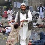 #Kabul, atentado suicida. Más de 80 muertos. No es Niza ni Múnich, ni Bruselas ni Berlín... https://t.co/nFXDlfUDft