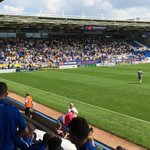Thanks to Leeds fans for coming & the posh faithful of course! Cracking game https://t.co/6bDGJyS94V
