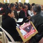 La Iglesia El Inti unidos en el repaso de la lección #Caleb8UPN #YoVoy https://t.co/lrmMIcVO93