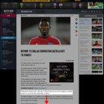 """.@NBCSports, Castillonun transferine ilişkin yaptığı haberde Trabzonsporu """"2010-2011 şampiyonu"""" olarak tanıttı. https://t.co/IVcuQSYTbx"""