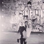 """#IG   Lou T posted this of Harry and Lux on instagram! """"Happy 6 years 💟"""" https://t.co/6tVRTfBDqZ"""