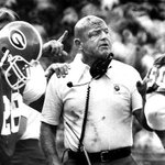Erk Russell, #UGAs legendary DC from 1964 to 1980, would have been 90 years old today. Happy birthday, Coach. #GATA https://t.co/lH66A1pqJg