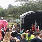 Awesome atmosphere at Alexandra Park as the parade arrives #Sumfest2016 #Glasgow https://t.co/rh9lIfkxS0